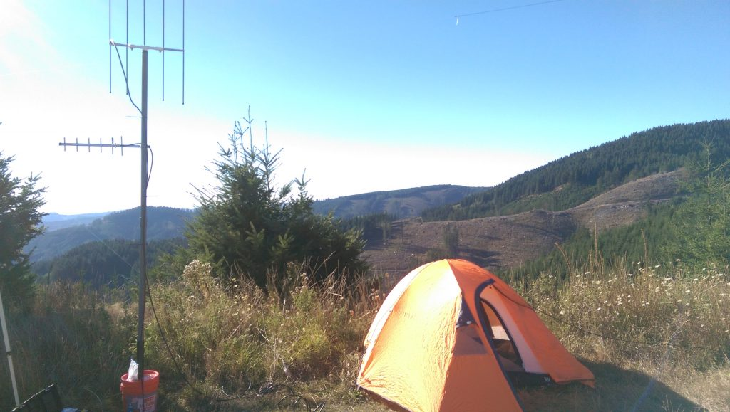 Tent, Elk Log Periodic, 900MHz Yagi
